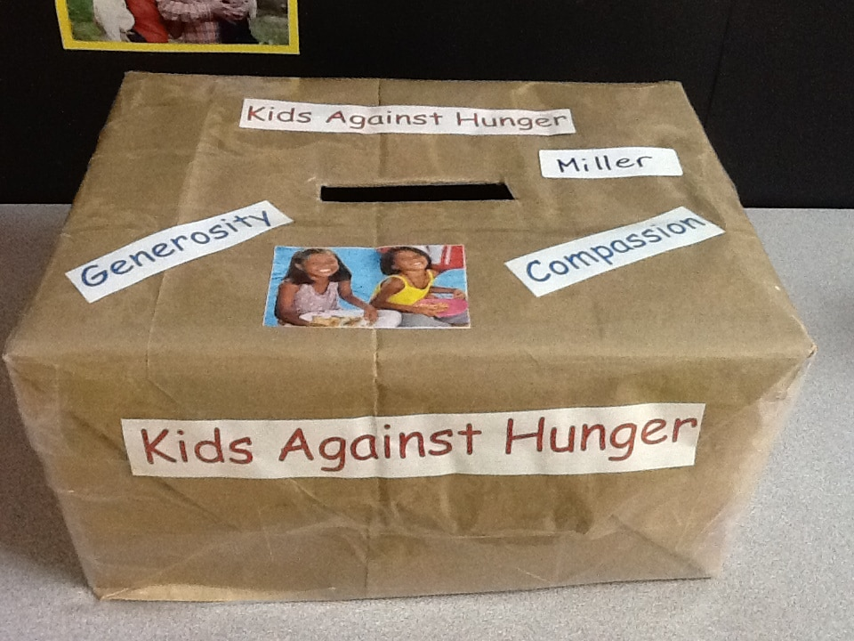 Kids Against Hunger Box