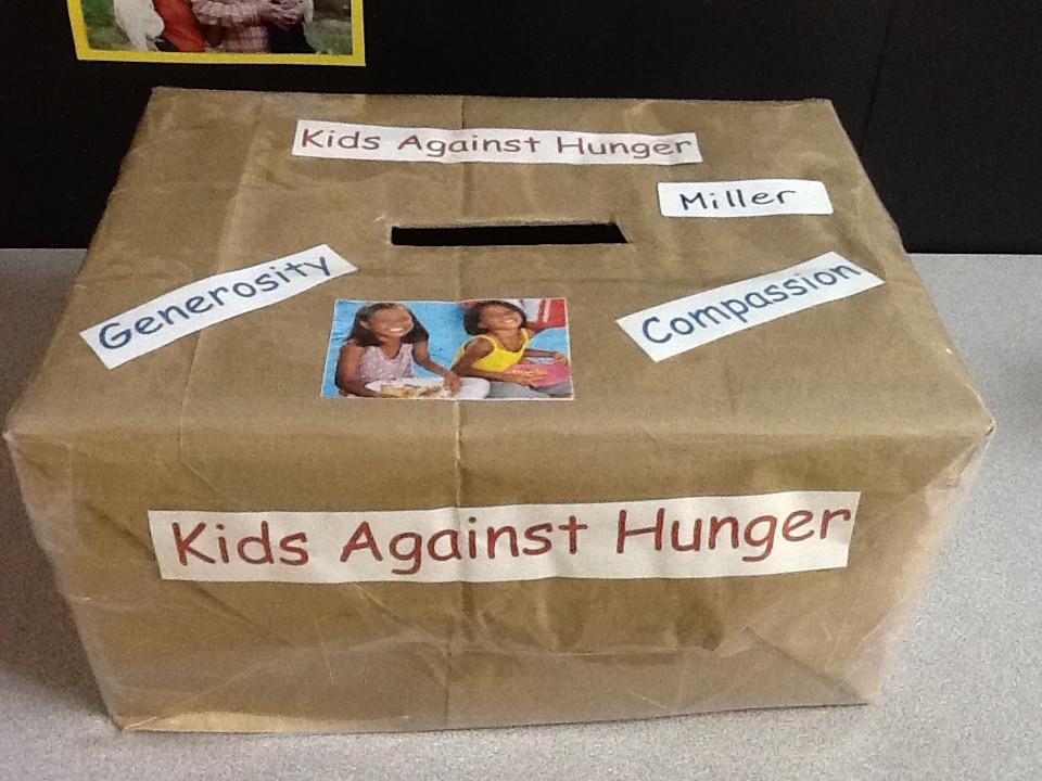 Kids Against Hunger Box