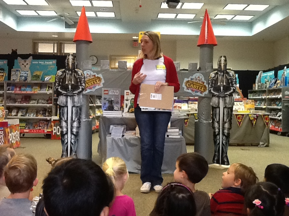Our visit to the 2014 Book Fair