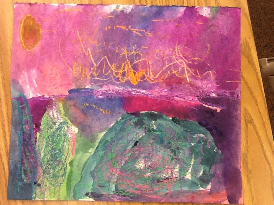 Van Gogh Art - 206